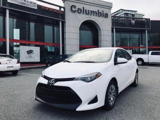 Used 2017 Toyota Corolla LE- Local/Lane departure/Forward Collision for sale in Richmond, BC