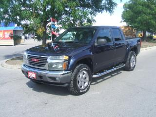 Used 2008 GMC Canyon SLE 4X4 Crew Cab for sale in York, ON