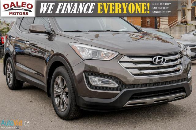 2013 Hyundai Santa Fe SPORT | AWD | 85KM | HEATED SEATS | BLUETOOTH