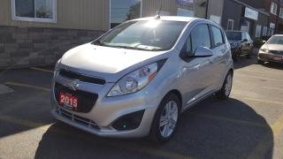 Used 2015 Chevrolet Spark LT-BLUETOOTH-FACTORY WARRANTY-TOUCH SCREEN for sale in Tilbury, ON