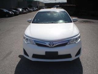 Used 2012 Toyota Camry HYBRID,LE for sale in Mississauga, ON