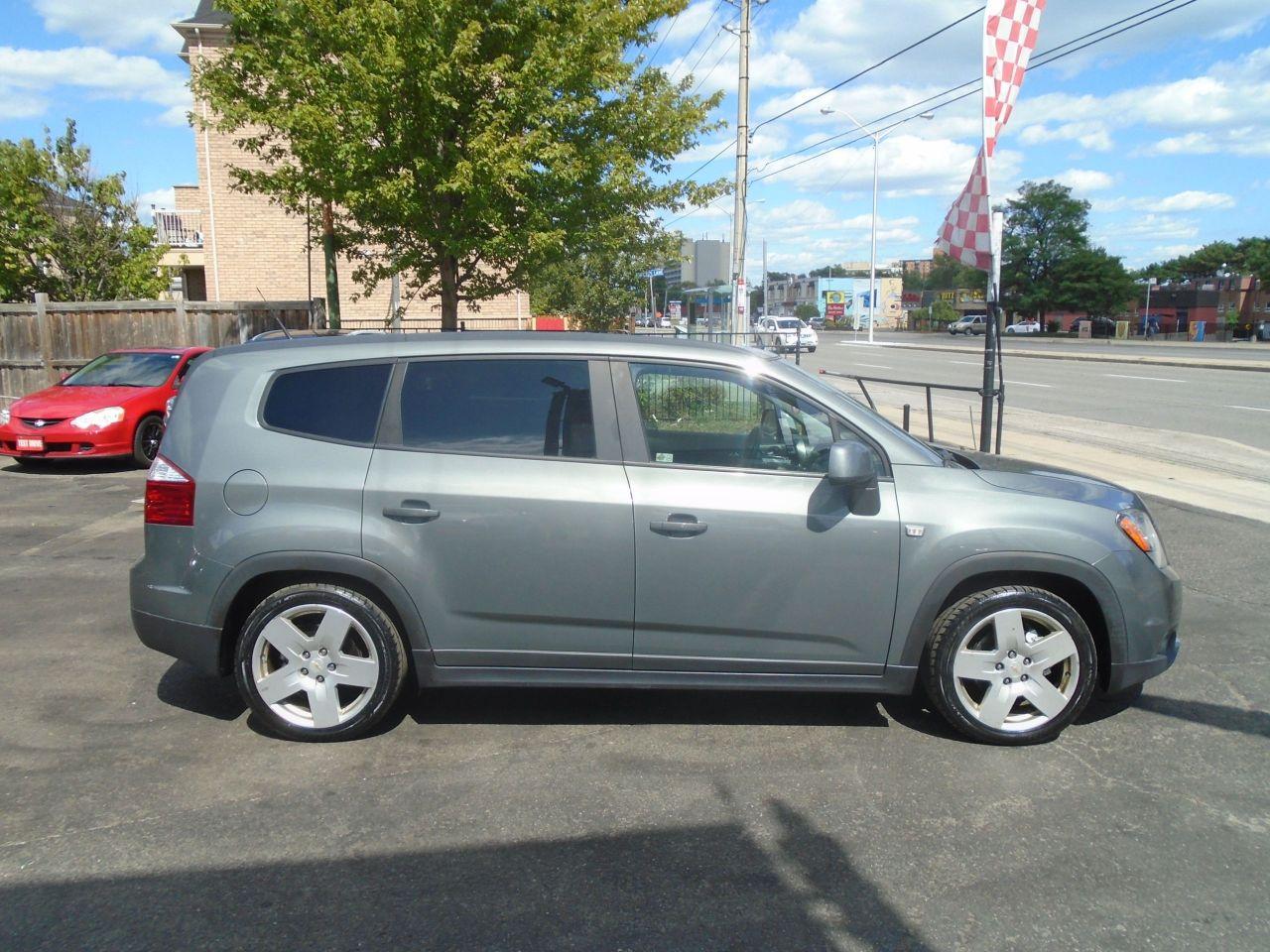 2012 Chevrolet Orlando