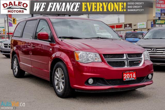 2014 Dodge Grand Caravan 30th Anniversary | LEATHER | NAV | POWER DOORS
