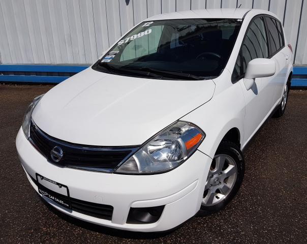 2012 Nissan Versa 1.8 SL Hatchback *AUTOMATIC*