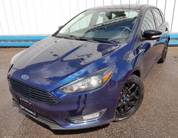 2016 Ford Focus SE Hatchback *AUTOMATIC*