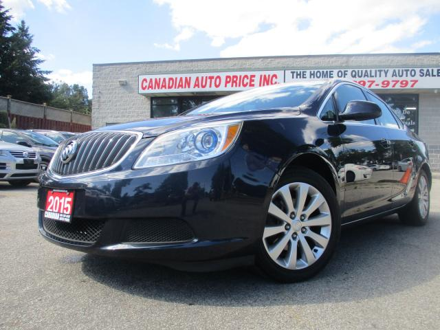 2015 Buick Verano Convenience- 4dr -CAMERA-LTHER-BLUETOOTH-HEATED