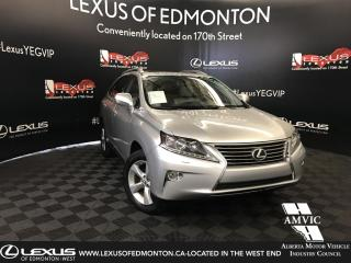 Used 2013 Lexus RX 350 Premium  Package 1 for sale in Edmonton, AB