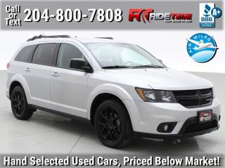 Used 2014 Dodge Journey SXT for sale in Winnipeg, MB