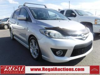 Used 2009 Mazda MAZDA5 4D Wagon FWD for sale in Calgary, AB