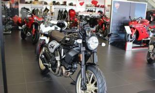 Used 2018 Ducati Scrambler Cafe Racer for sale in Oakville, ON