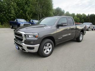 Used 2020 RAM 1500 Big Horn for sale in Owen Sound, ON