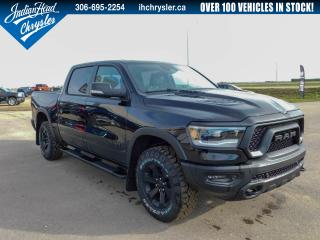Used 2020 RAM 1500 Rebel 4x4 | Leather | HEMI | Sunroof for sale in Indian Head, SK