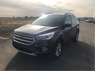 Used 2017 Ford Escape SE AWD, 2.0L ECO, MOONROOF, NAV LEATHER, SYNC 3 for sale in Fort Saskatchewan, AB