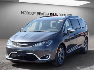 Used 2020 Chrysler Pacifica Limited for sale in Mississauga, ON