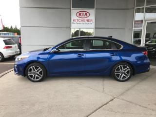 Used 2019 Kia Forte Sedan EX Limited - CPO Platinum Edition for sale in Kitchener, ON