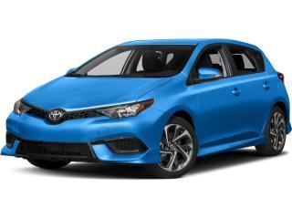 Used 2017 Toyota Corolla iM SUPER LOW MILEAGE!!! ALLOYS  BACKUP CAMERA for sale in Ottawa, ON