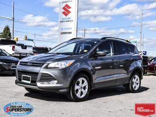 Used 2014 Ford Escape SE ~Heated Seats ~Backup Camera ~Power Driver Seat for sale in Barrie, ON