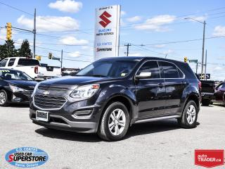 Used 2016 Chevrolet Equinox LS AWD for sale in Barrie, ON