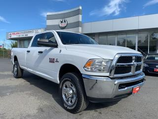 Used 2018 RAM 3500 SLT 4WD LONG BOX DIESEL REAR CAMERA POWER SEAT 18K for sale in Langley, BC