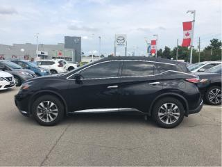 Used 2017 Nissan Murano 2017 Nissan Murano - 2017.5 FWD 4dr S for sale in St. Catharines, ON