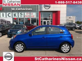 Used 2019 Nissan Micra Low KMS!! for sale in St. Catharines, ON