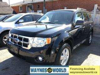 Used 2009 Ford Escape XLT*Sunroof*Leather*Heated&Pwr Seats*AWD* for sale in Hamilton, ON