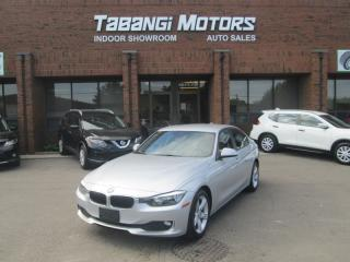 Used 2015 BMW 3 Series 320i xDrive AWD NO ACCIDENTS NAVIGATION LEATHER for sale in Mississauga, ON