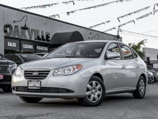Used 2009 Hyundai Elantra 4DR SDN for sale in Oakville, ON