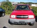 Used 1999 Chevrolet Tracker 4X4 CONVERTIBLE for sale in Saint John, NB
