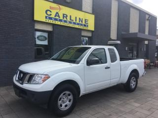 Used 2014 Nissan Frontier 2WD King Cab I4 for sale in Nobleton, ON
