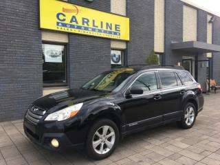 Used 2013 Subaru Outback 5dr Wgn Man 2.5i Touring for sale in Nobleton, ON