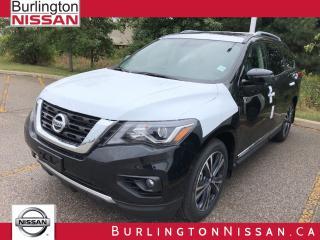 Used 2019 Nissan Pathfinder Platinum for sale in Burlington, ON