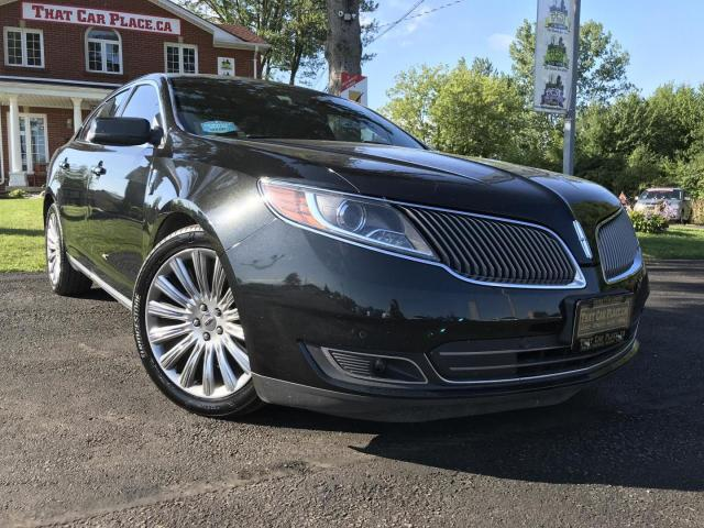 2013 Lincoln MKS AWD AWD-Htd/Cooled St-Lthr-Cruise-Pwe St-Pwr Roof