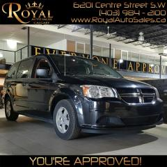 Used 2012 Dodge Grand Caravan SXT for sale in Calgary, AB