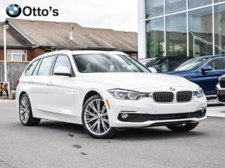 Used 2017 BMW 328 d xDrive Touring DIESEL, NAVI, LOADED for sale in Ottawa, ON