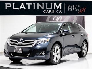 Used 2014 Toyota Venza LE, V6 AWD, NAVI, PANO, HEATED, BT, Fully Loaded for sale in Toronto, ON