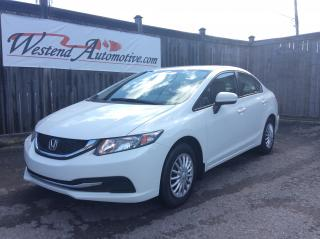 Used 2015 Honda Civic SEDAN LX for sale in Stittsville, ON