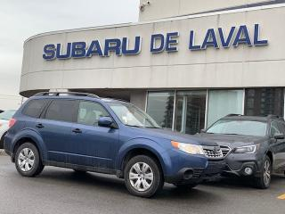 Used 2011 Subaru Forester 2.5X Commodité Awd ** Sièges chauffants for sale in Laval, QC