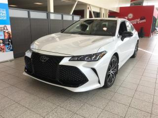 Used 2019 Toyota Avalon XSE V6 for sale in Québec, QC