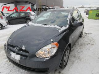 Used 2008 Hyundai Accent 2008 Hyundai Accent - 3dr HB Auto L for sale in Beauport, QC