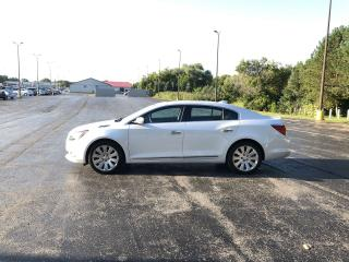 Used 2016 Buick LaCrosse AWD for sale in Cayuga, ON