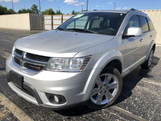 Used 2013 Dodge Journey R/T AWD for sale in Cayuga, ON