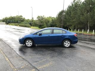 Used 2015 Honda Civic LX FWD for sale in Cayuga, ON