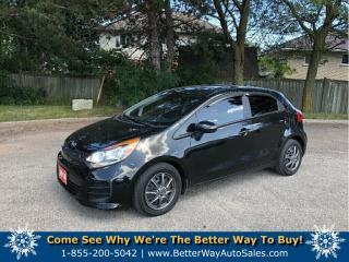 Used 2016 Kia Rio EX|Auto|Bluetooth|Clean Car Fax for sale in Stoney Creek, ON