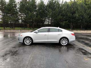 Used 2011 Buick LaCrosse CXS FWD for sale in Cayuga, ON