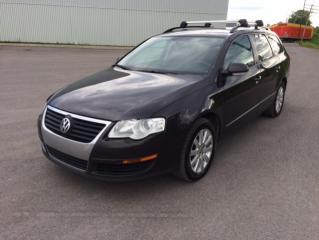Used 2010 Volkswagen Passat 4dr I4 Man Trendline for sale in Quebec, QC