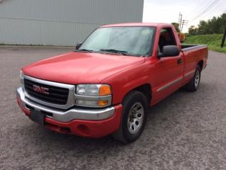 Used 2005 GMC Sierra 1500 Cabine classique, empattement de 119 po for sale in Quebec, QC