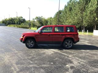 Used 2016 Jeep Patriot Sport 4WD for sale in Cayuga, ON