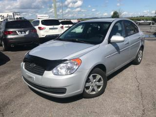 Used 2008 Hyundai Accent L/gl/gls automatique!!! for sale in Carignan, QC
