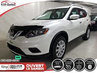 Used 2015 Nissan Rogue S CAMERA DE RECUL for sale in Québec, QC